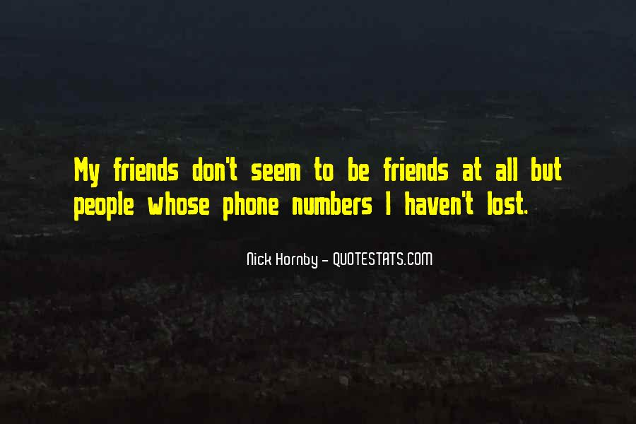Lost My Phone Quotes #1048235