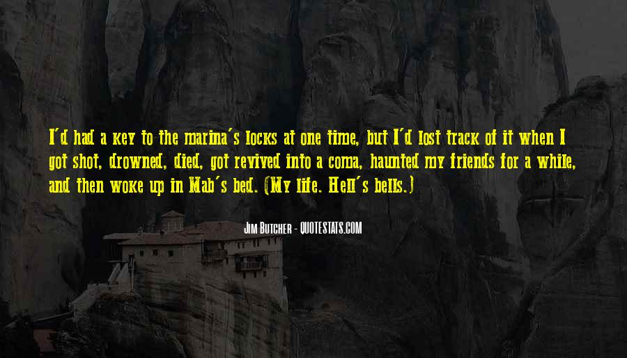 Lost So Many Friends Quotes #127859