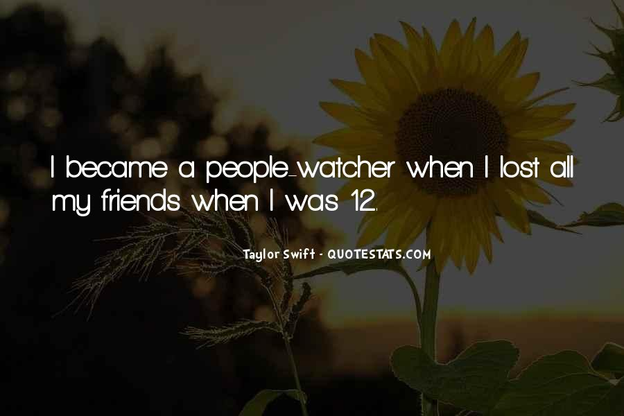 Lost So Many Friends Quotes #129904