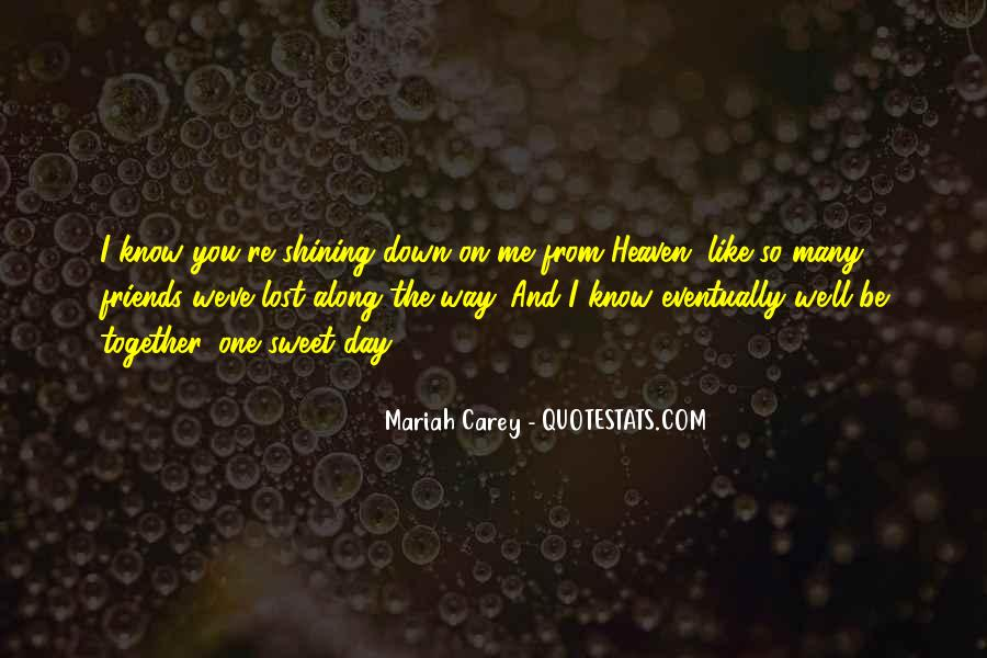 Lost So Many Friends Quotes #1590855