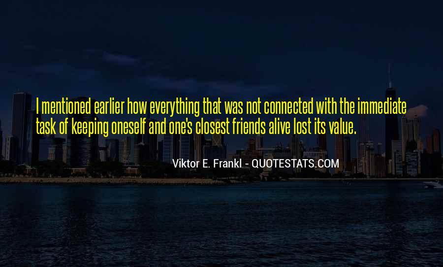 Lost So Many Friends Quotes #307857