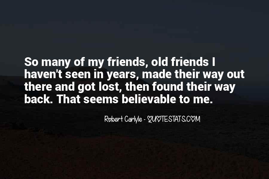 Lost So Many Friends Quotes #618048