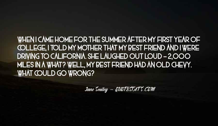Loud Friend Quotes #1541540