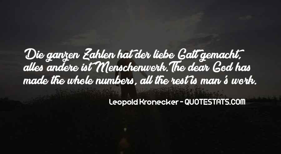 Quotes About Der #485385
