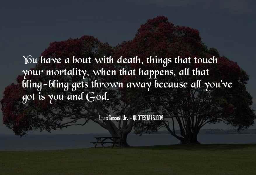 Louis Gossett Quotes #1619621