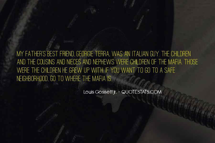 Louis Gossett Quotes #756050