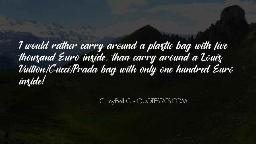 Louis Vuitton Bag Quotes #564376