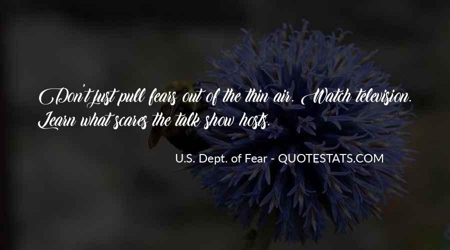 Quotes About Dept #762710