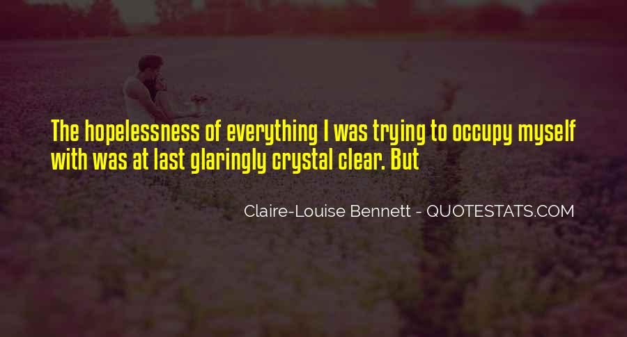 Louise Bennett Quotes #496354