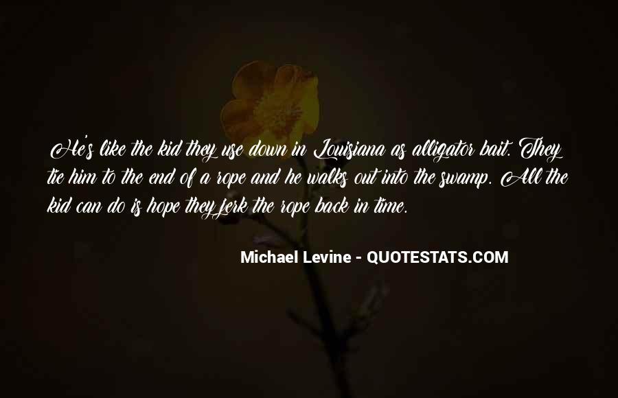 Louisiana Swamp Quotes #43642