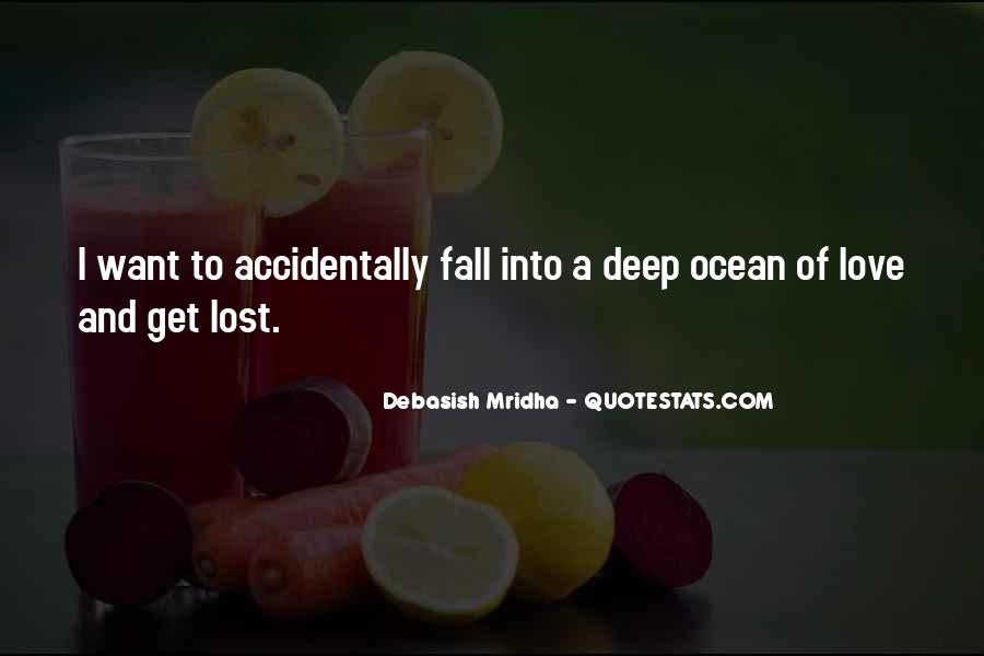 Love Accidentally Quotes #976530