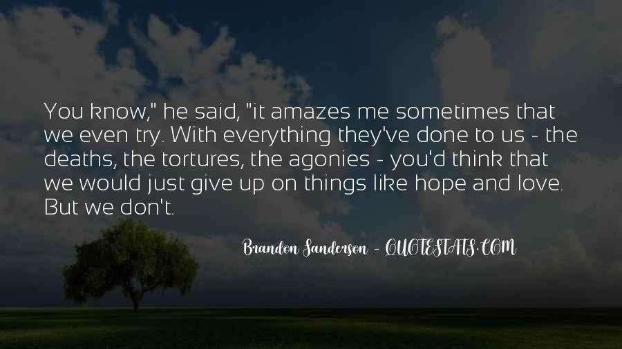 Love After Quarrel Quotes #448087