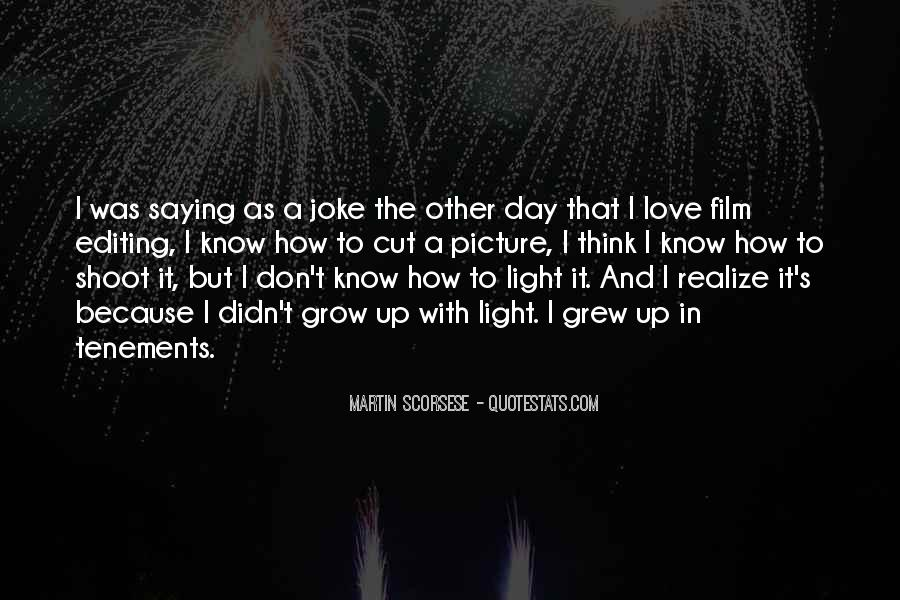 Love And Light Picture Quotes #1866014