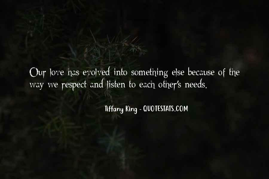 Love And Respect Each Other Quotes #338658