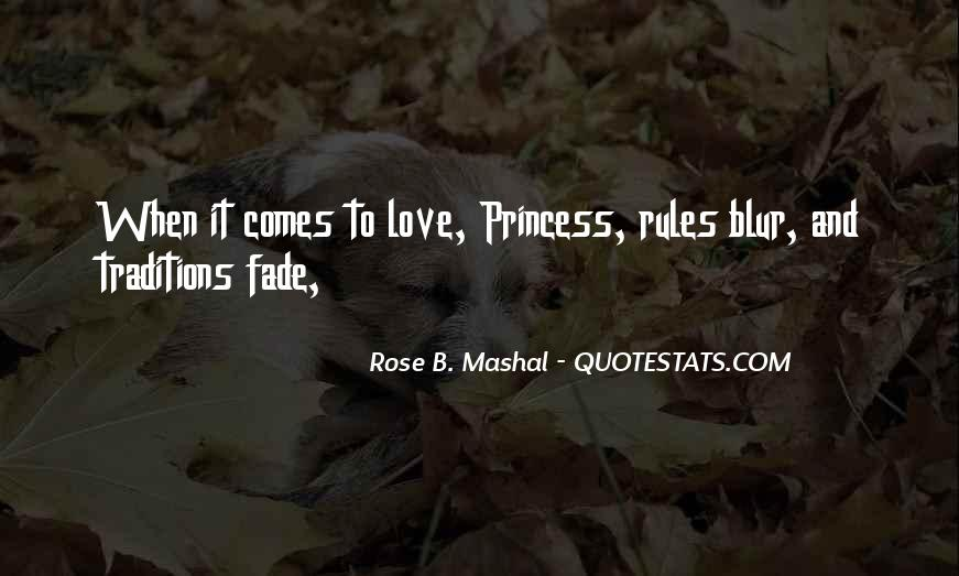 Love And Rules Quotes #1052846