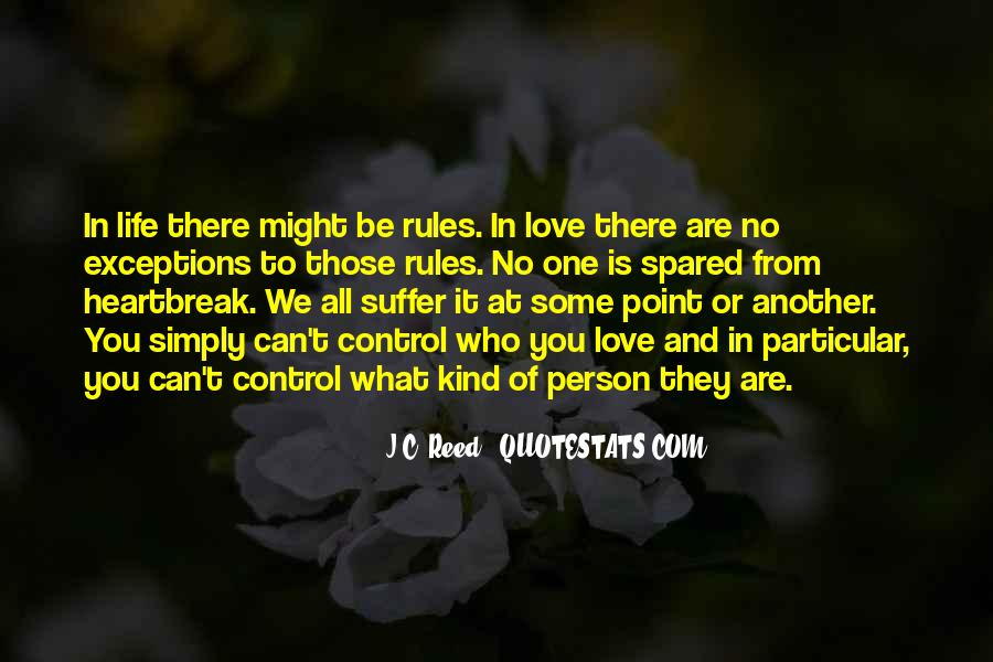 Love And Rules Quotes #313367