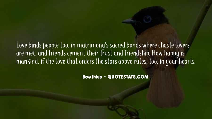 Love And Rules Quotes #546976