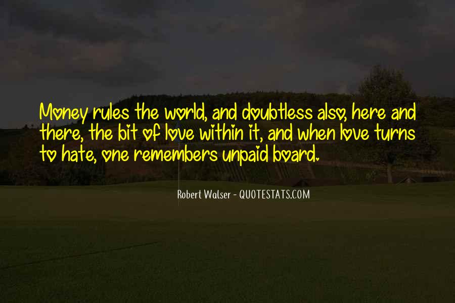 Love And Rules Quotes #580597