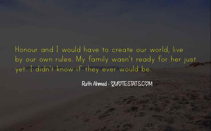 Love And Rules Quotes #679279