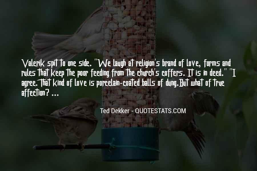 Love And Rules Quotes #798536