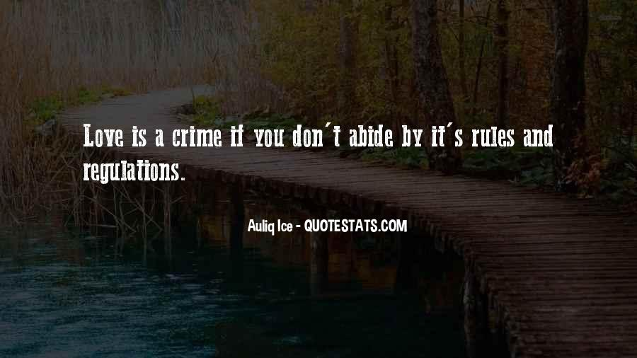 Love And Rules Quotes #827092