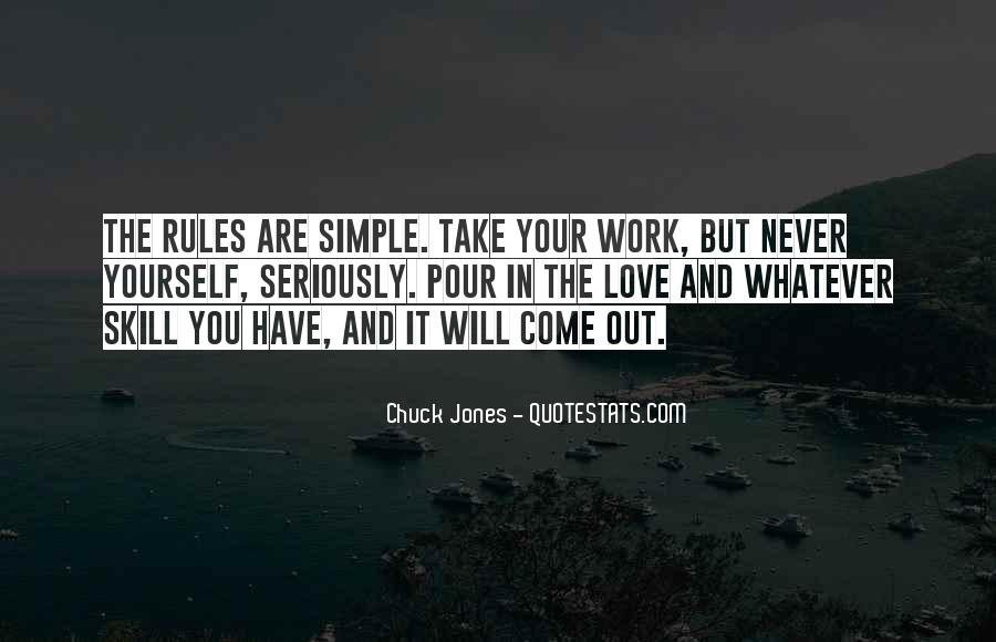 Love And Rules Quotes #858692