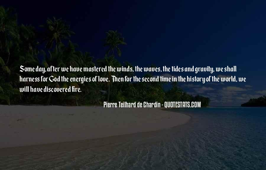 Love And Tides Quotes #1199222