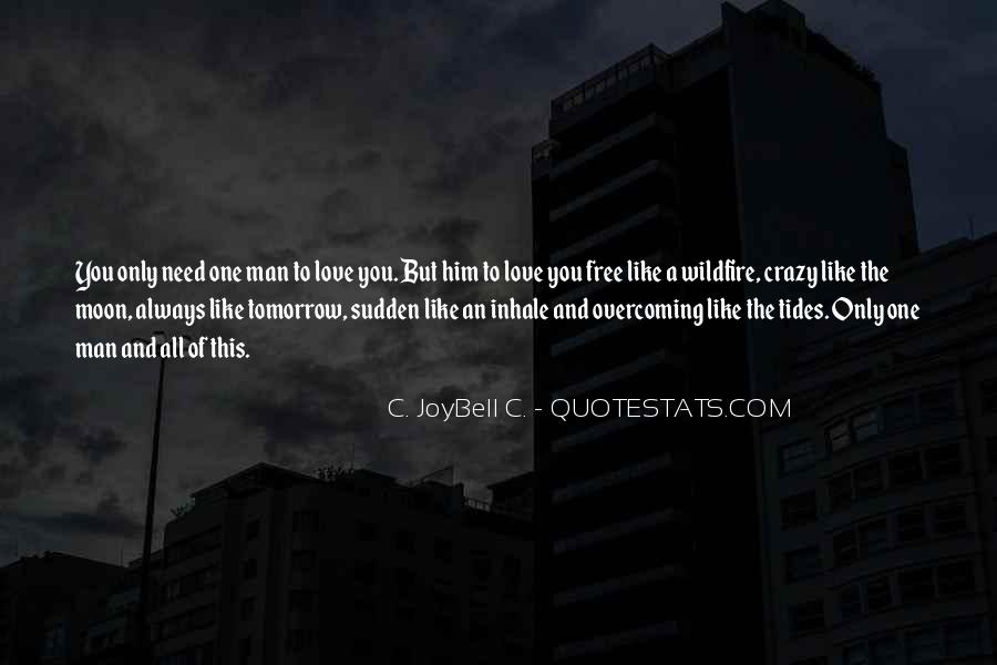 Love And Tides Quotes #1861244