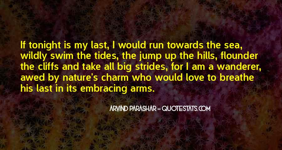 Love And Tides Quotes #477101