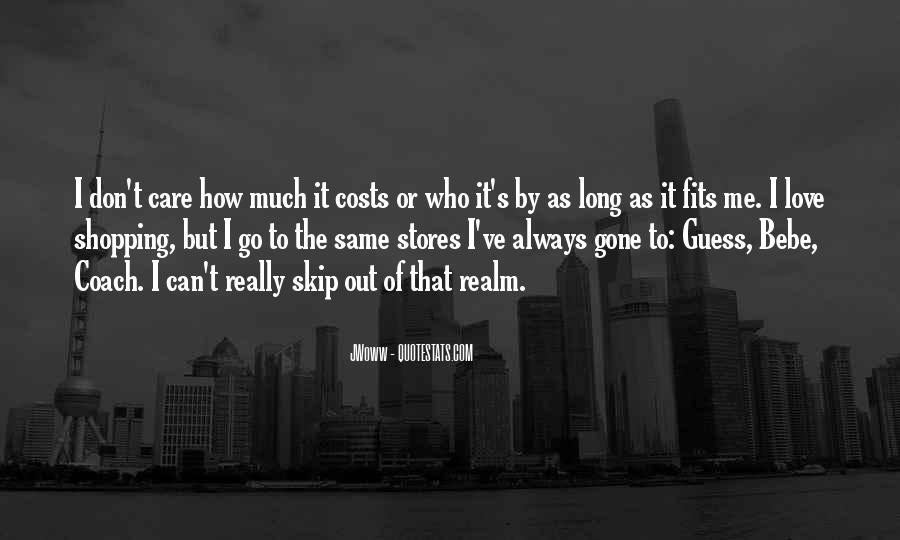Love At All Costs Quotes #100809