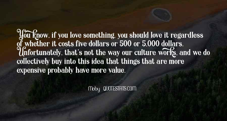 Love At All Costs Quotes #225935