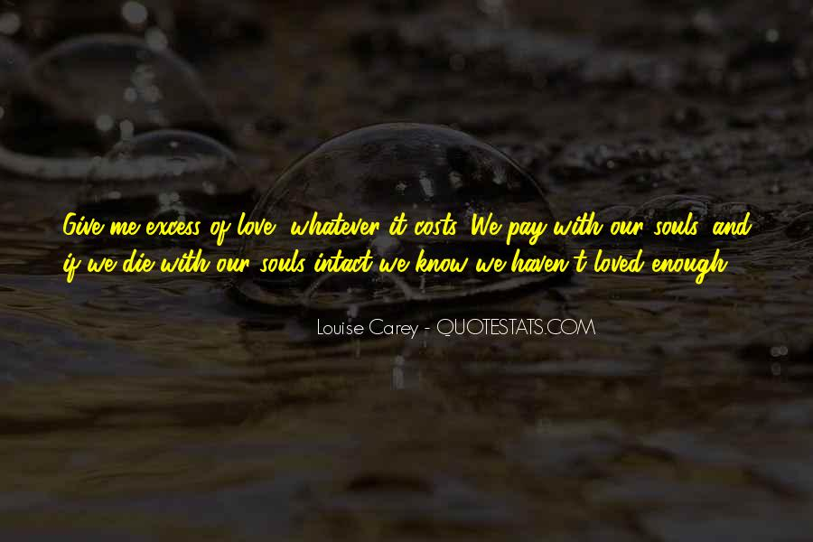 Love At All Costs Quotes #240288