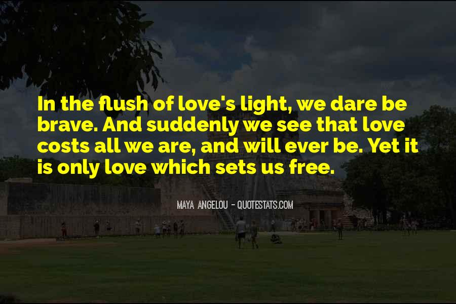 Love At All Costs Quotes #69600