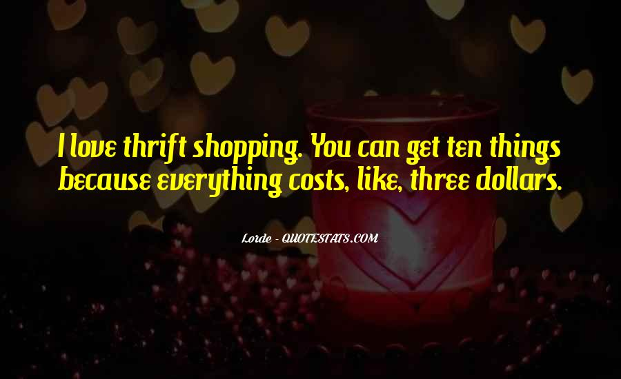 Love At All Costs Quotes #883080