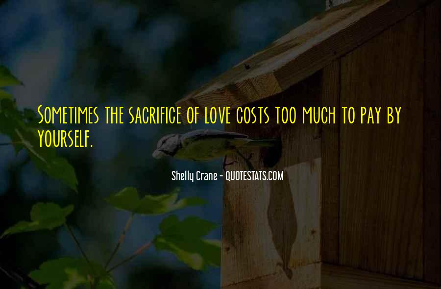 Love At All Costs Quotes #93844