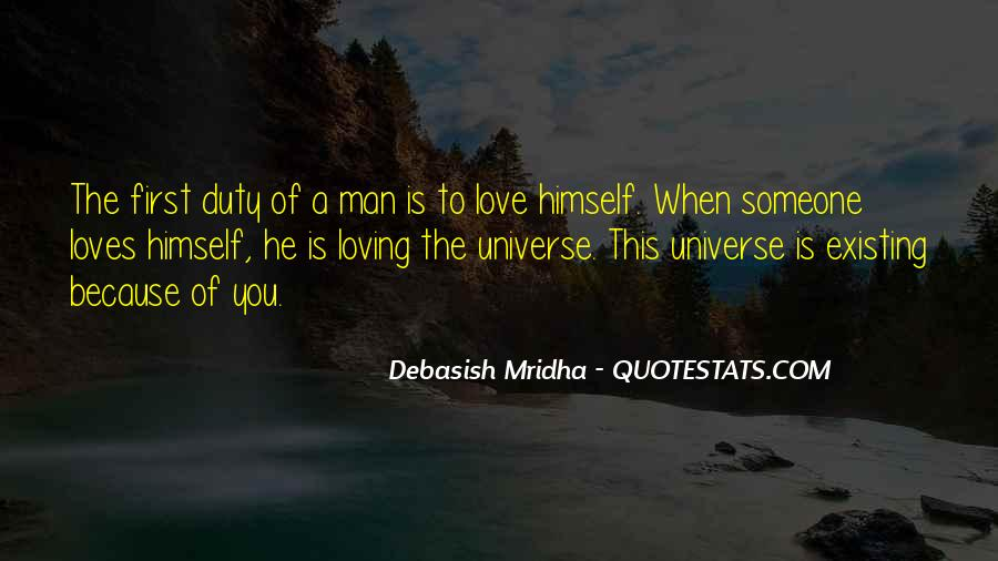Love Because Quotes #11867