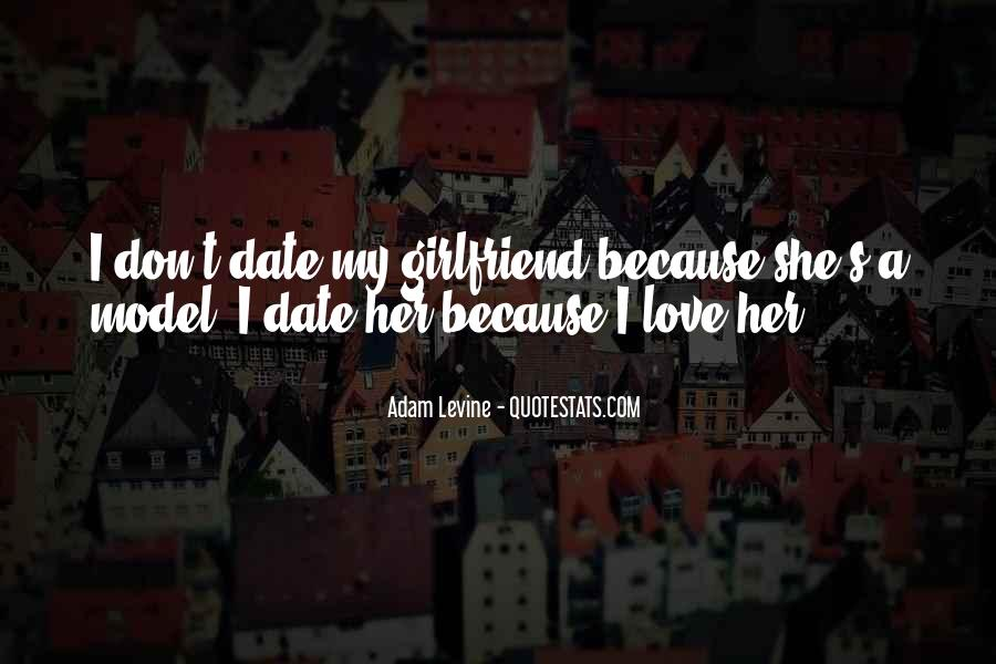 Love Because Quotes #18612