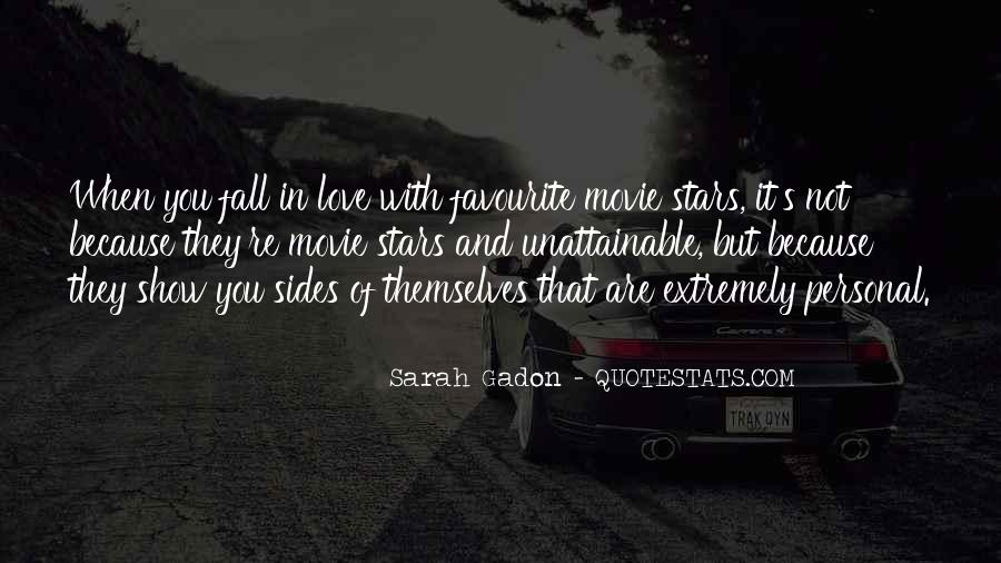 Love Because Quotes #19562