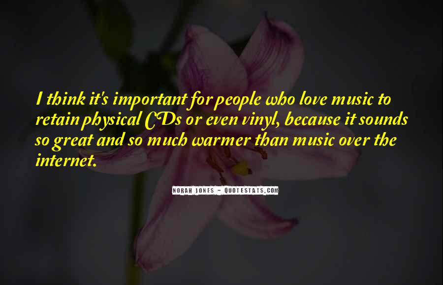 Love Because Quotes #19667