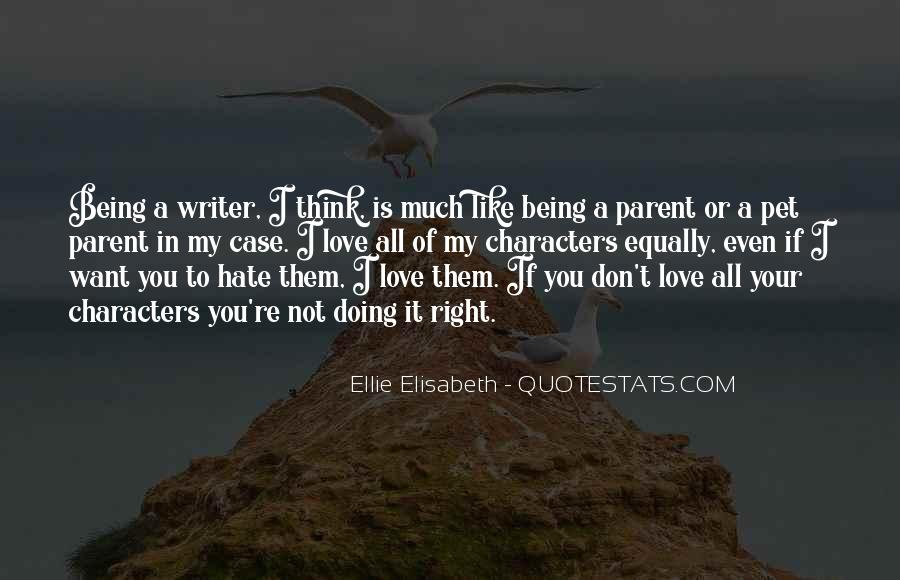 Love Being A Parent Quotes #520352