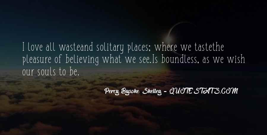 Love Boundless Quotes #1022510