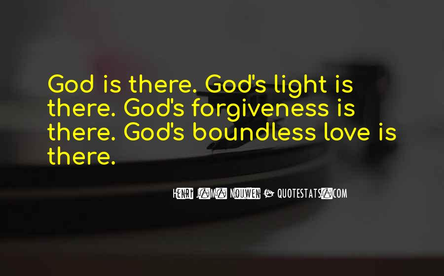Love Boundless Quotes #1231975