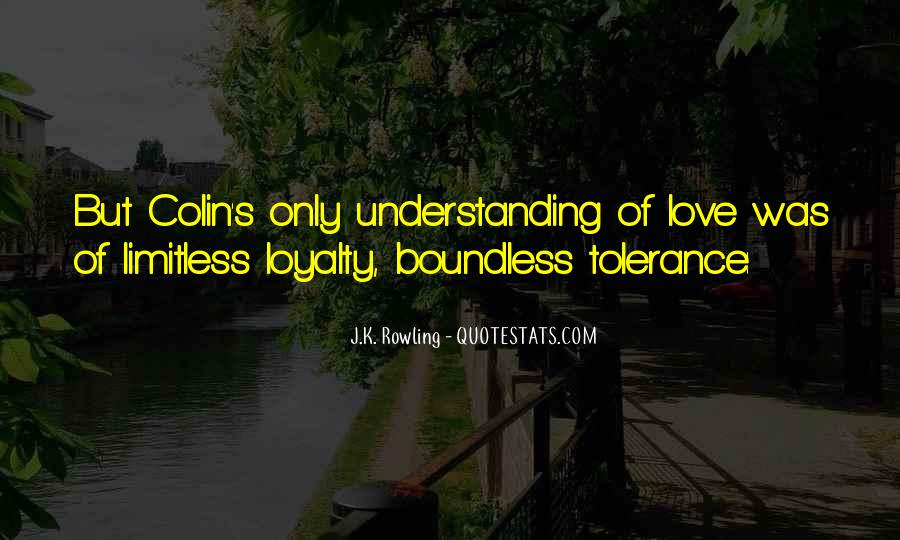 Love Boundless Quotes #1264601