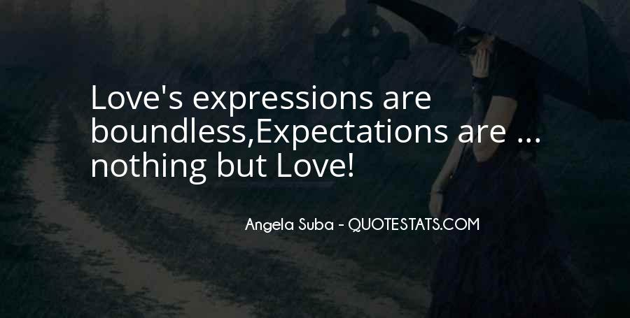 Love Boundless Quotes #1448390