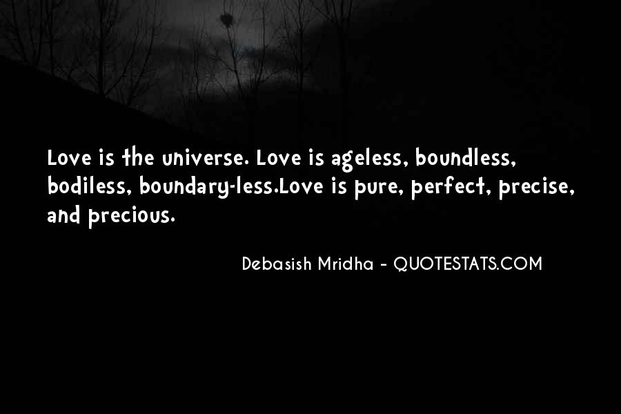 Love Boundless Quotes #1613316