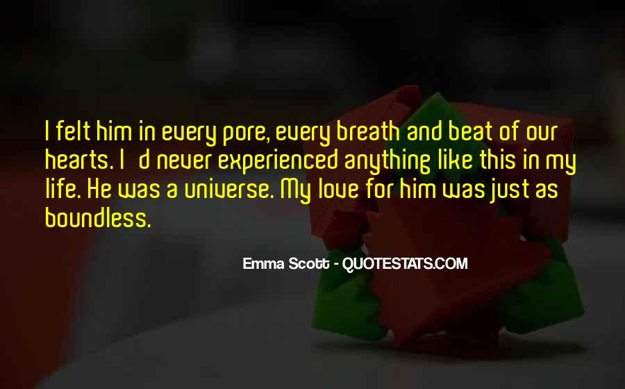 Love Boundless Quotes #1618709