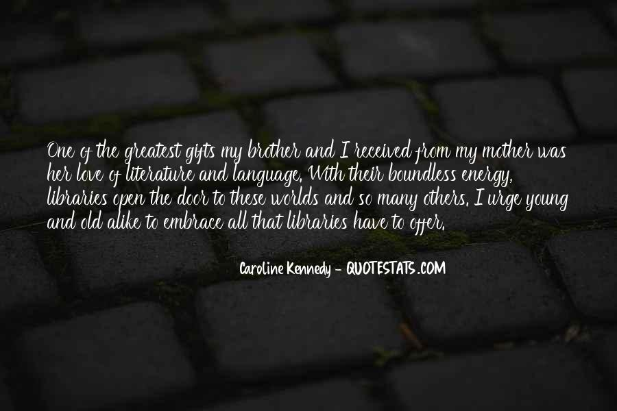 Love Boundless Quotes #239858