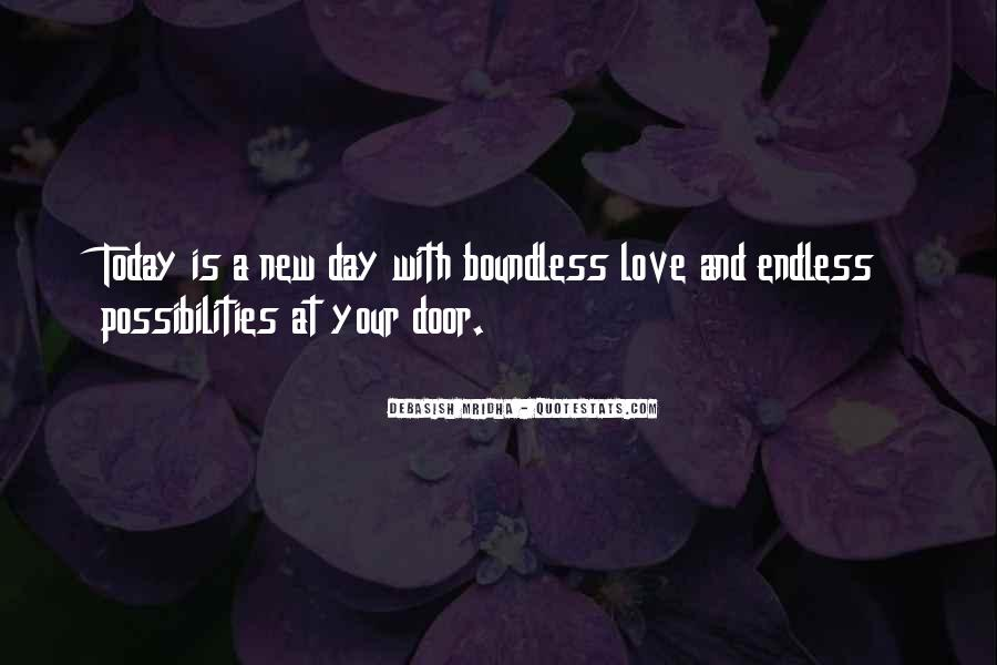 Love Boundless Quotes #335390