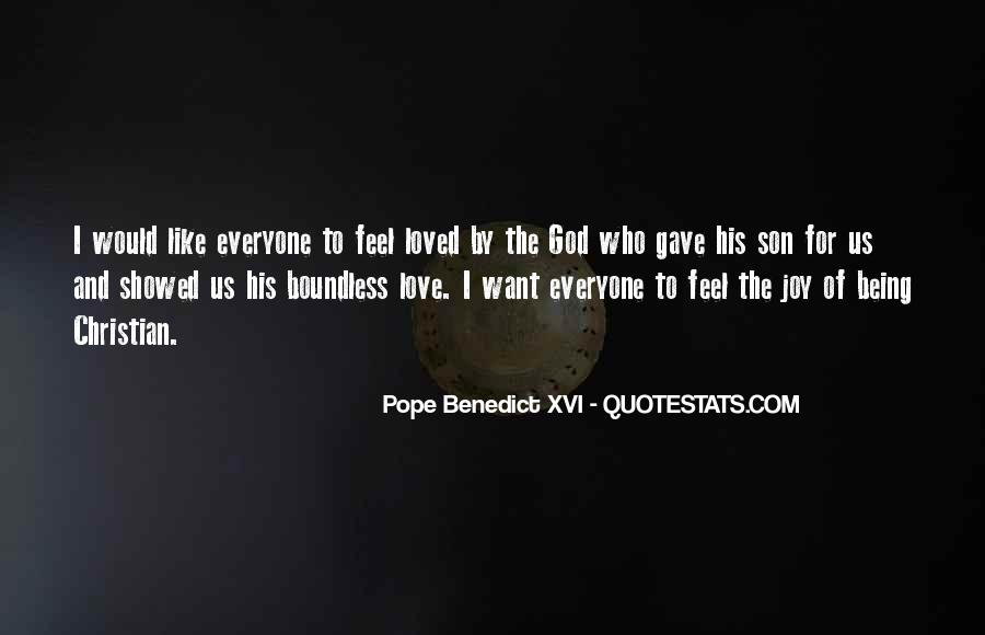 Love Boundless Quotes #595474