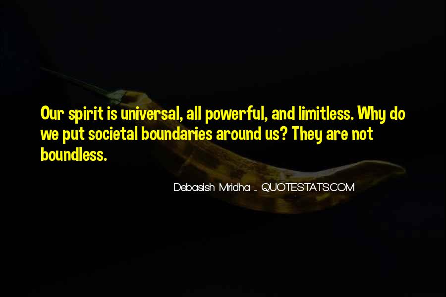 Love Boundless Quotes #750801